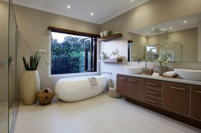 I just viewed this amazing Mantra 33 Master Ensuite style on Porter Davis – World of Style. How about picking your style?