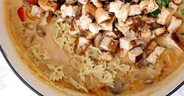 #tubpunch  New Marketing Tip!: Creamy Cajun Chicken Pasta Soup - Everything you love about Cajun Chicken Pasta - but in an incredible creamy broth! #soup #cajun #pasta http://ift.tt/1TWAUMZ  Check out this $150 Cuisinart Cookware set for FREE