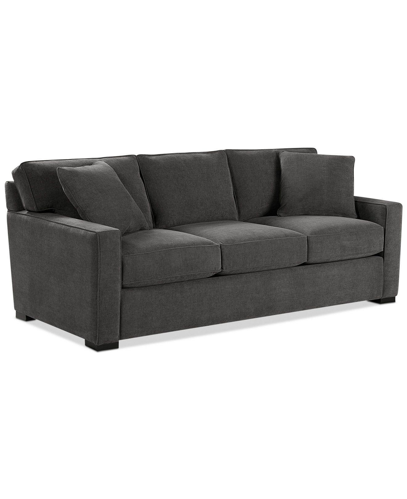 Radley 86 Fabric Queen Sleeper Sofa Bed Created For Macy S Sofa