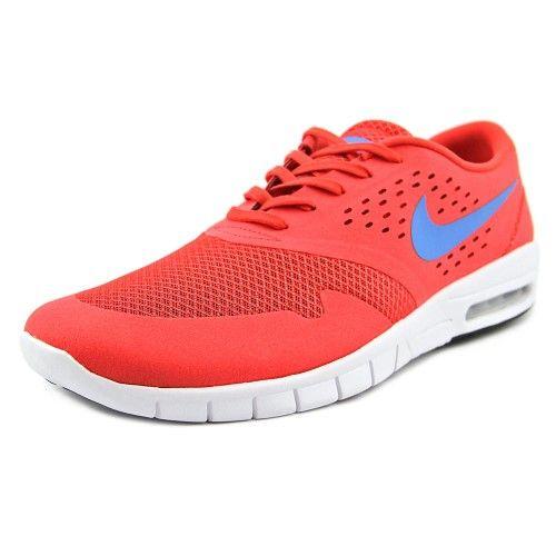 Nike SB Eric Koston 2 Max Men US 11.5 Red Skate Shoe | Jet.com