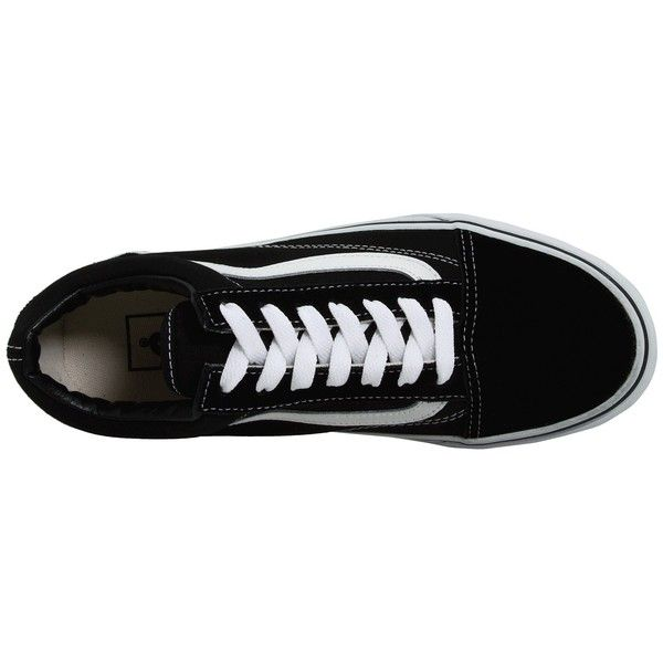 e8d8a2c3b7f Vans Old Skool Core Classics ( 50) ❤ liked on Polyvore featuring shoes
