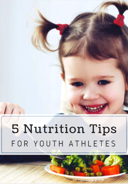 6 Nutrition Tips For Youth Athletes Kids Health Nutrition Tips Nutrition