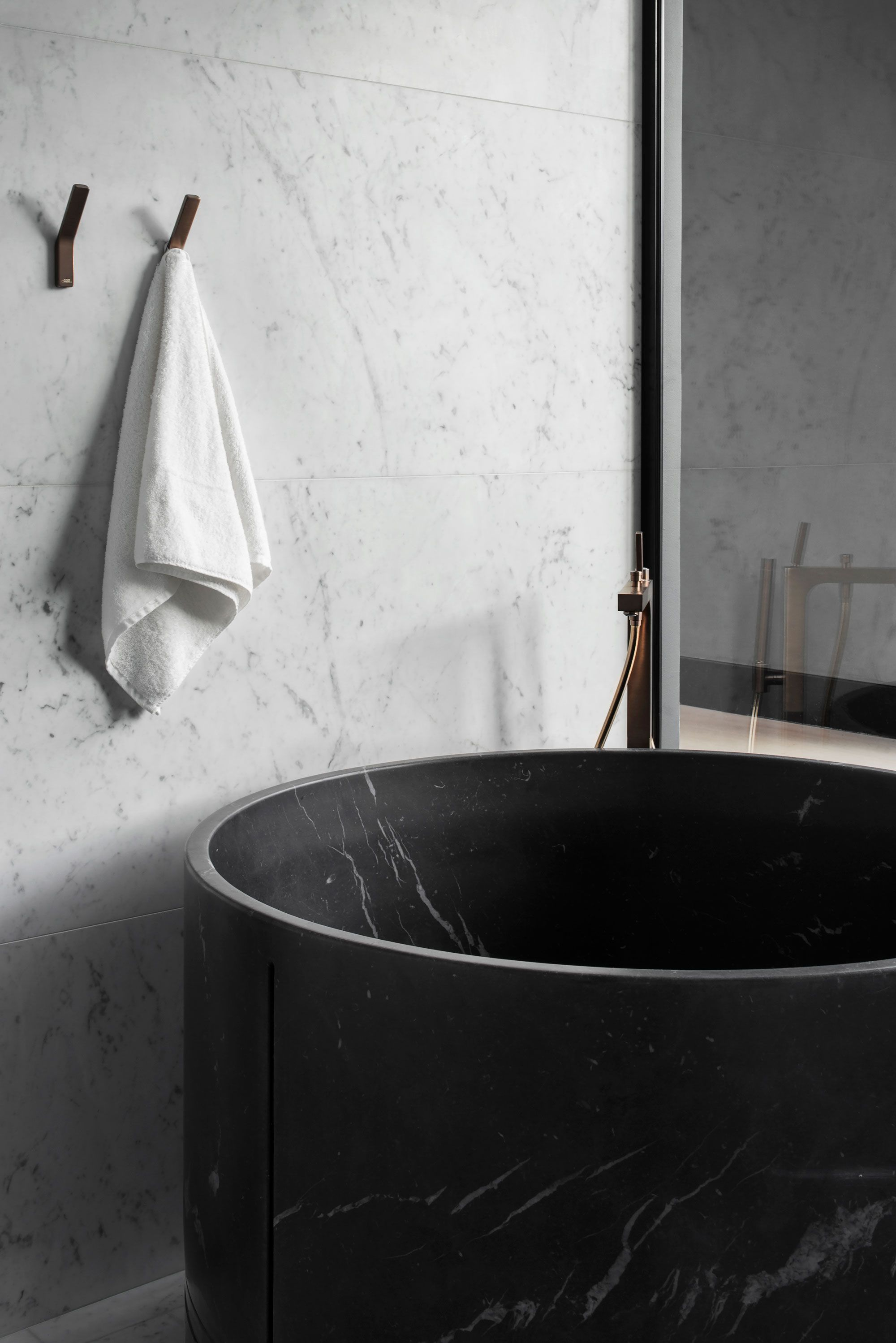 At Six Hotel | Studio, Washroom and Interiors