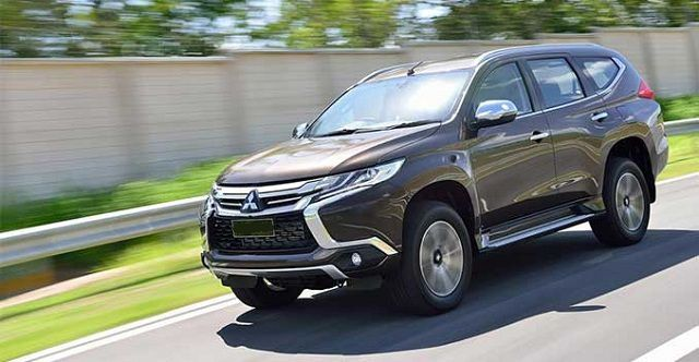 The Newest 2018 Mitsubishi Montero Is Better Known As Mitsubishi Pajero In Most Parts Of The World It Is Mitsubishi Pajero Sport Mitsubishi Pajero Mitsubishi