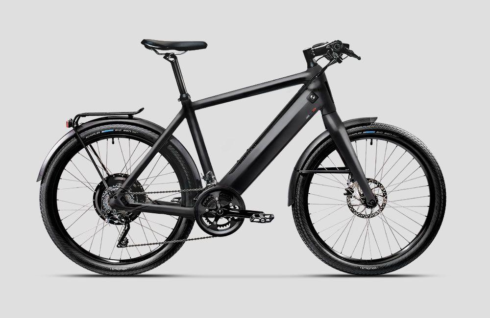 Stromer St2 Ein E Bike Der Extreme Velo Fahrrad Radfahren Fahrrad