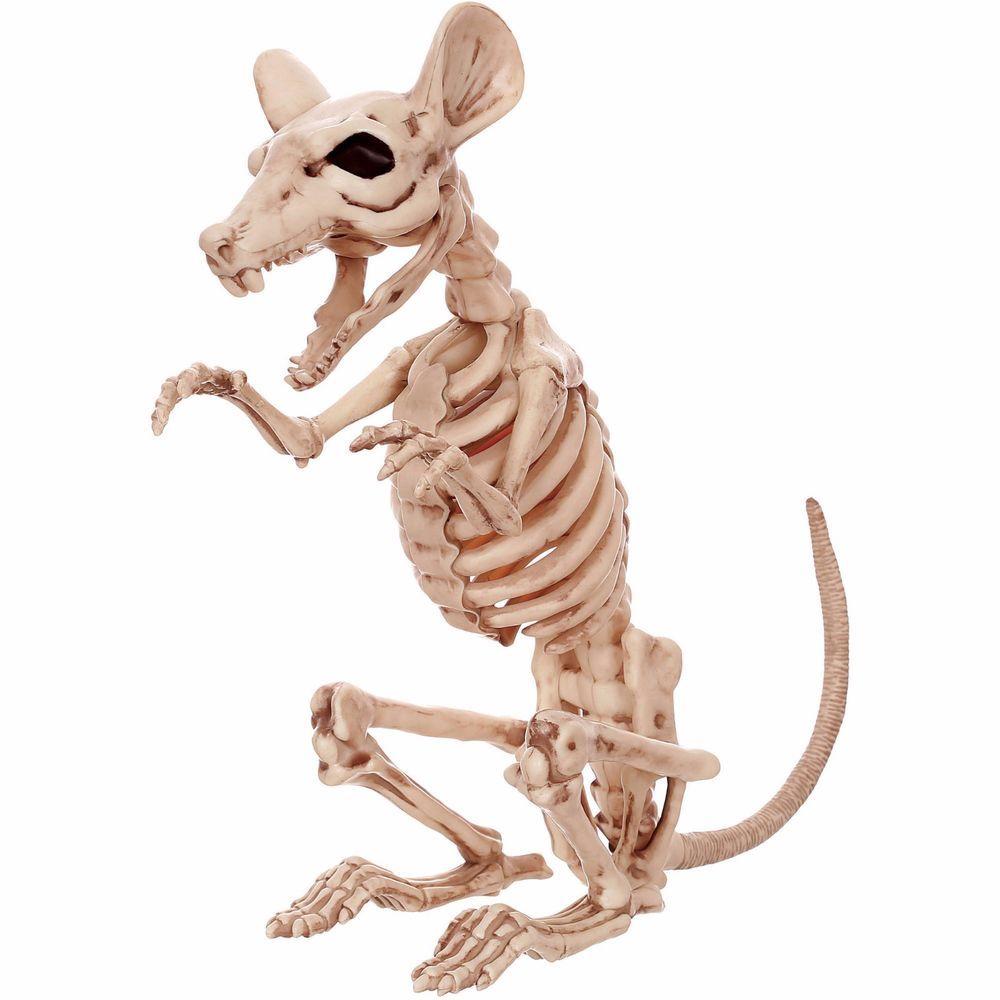 Crazy Bonez Skeleton Rat New Halloween Decoration #CrazyBonez