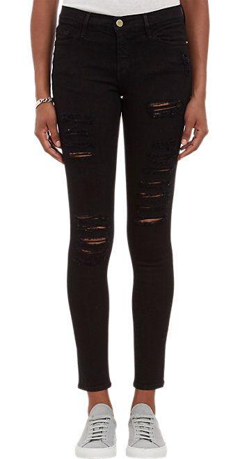 5dfbeb58a47 FRAME Le Skinny De Jeanne Jeans | | clothes | Frame denim, Petite ...