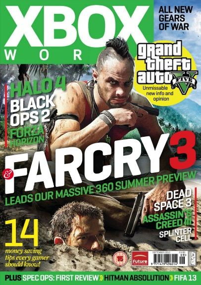 Xbox World Magazine -www.computerandvideogames.com/sites