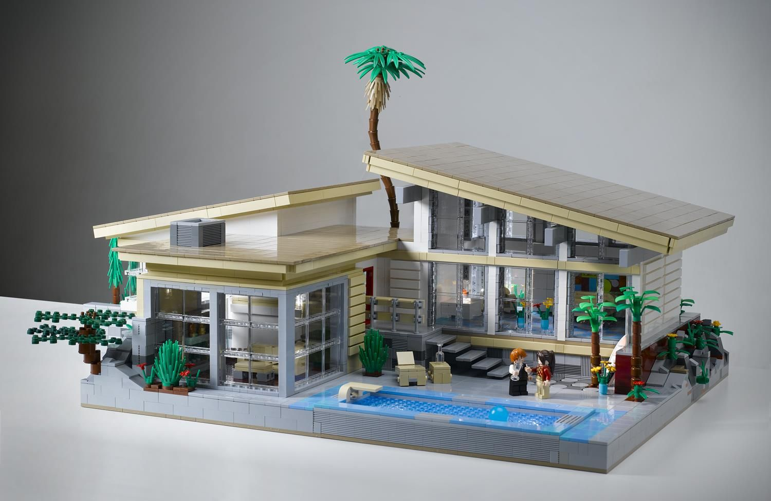 One World Architecture Blog Lego Modern Home Design