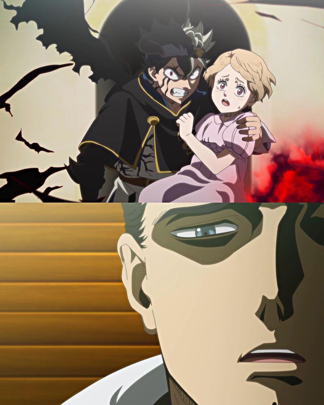#Black_Clover #Anime #TheNightAnime.com in 2020   Anime ...