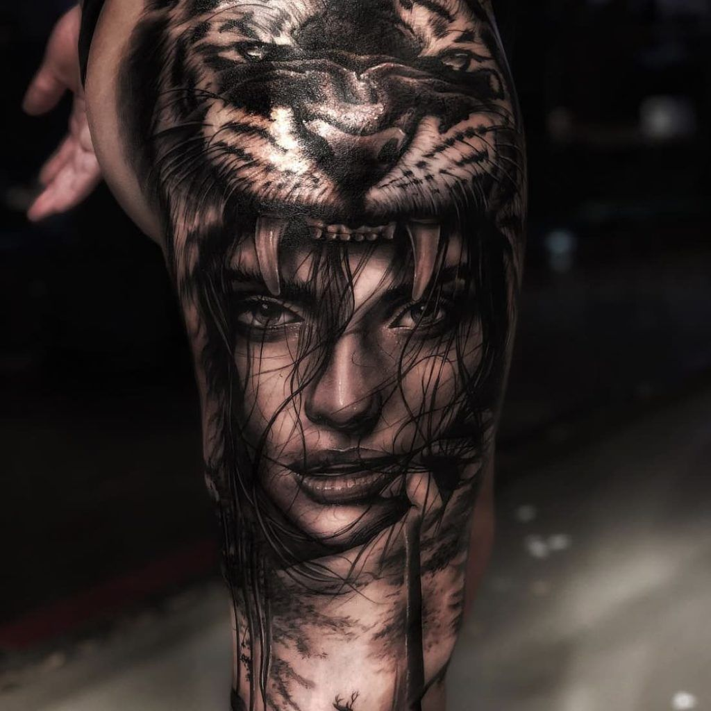 Abel Tatu Porn dani tattoo portfolio