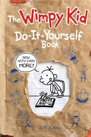 Love the stacks the wimpy kid do it yourself book by jeff kinney love the stacks the wimpy kid do it yourself book by jeff kinney 300 httplovethestacksthe wimpy kid do it yourself book by jeff kinney solutioingenieria Image collections