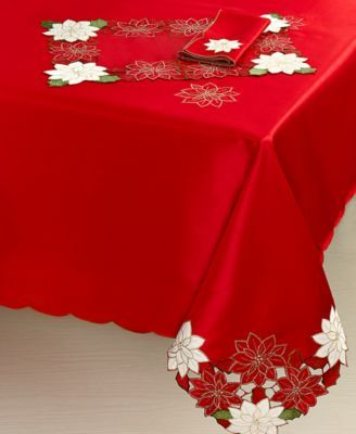 Macy S 11 To 80 For Christmas Table Clothes Napkins