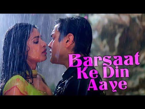 Barsaat Ke Din Aaye Barsaat 2005 Bobby Deol Priyanka Chopra Ra Lagu Bobby Youtube