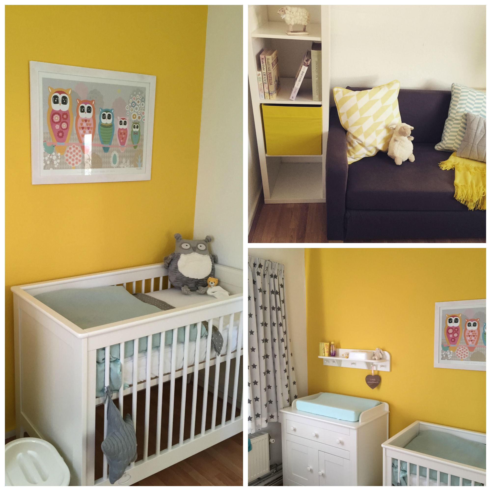 Babykamer Jip Bopita.Afbeeldingsresultaat Voor Babykamer Geel Babykamer Pinterest
