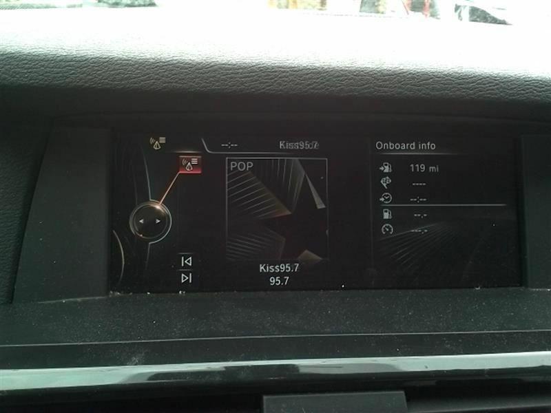 Info-GPS-TV Screen Display Dash 8 8
