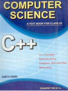 Computer Science With C By Sumita Arora Computer Science Computer Coding Computer Programming