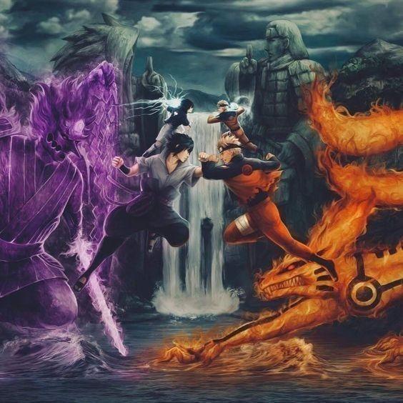 Photo of Sasuke x Naruto
