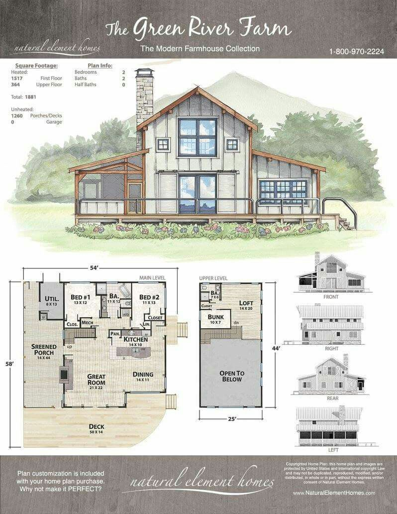 Pin By Julia Grammer On House Plans 2000 Sq Ft Barn House Plans Barn Style House Pole Barn House Plans