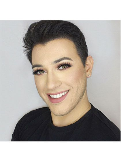 """How many YouTubers can do fierce makeup with facial hair? More than 200,000 Snapchat viewers (or """"Mannyacs,"""" as he calls them) are obsessed with tracking the results of San Diego–based beauty vlogger Manny Mua's talents. """"I don't think there are many male beauty influencers who like to play with makeup on themselves while sporting facial hair,"""" he says. """"It's not the normal thing, but I think it's helped me grow because it makes me different."""" Bonus reasons to follow: Mua's posts include…"""