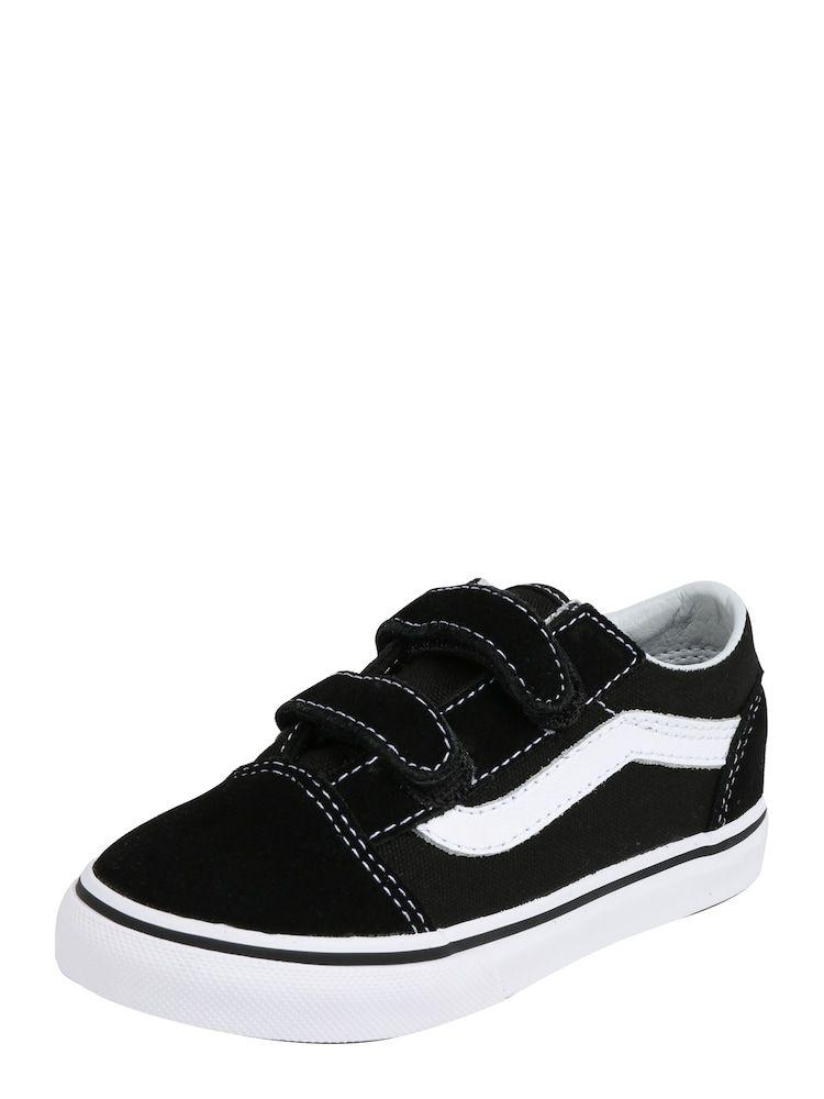 VANS Mädchen Sneaker 762222 (Hellgrau)