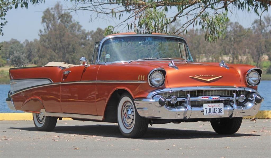 1957 Chevrolet Bel Air by Magnusson Classic Motors in Scottsdale AZ ...