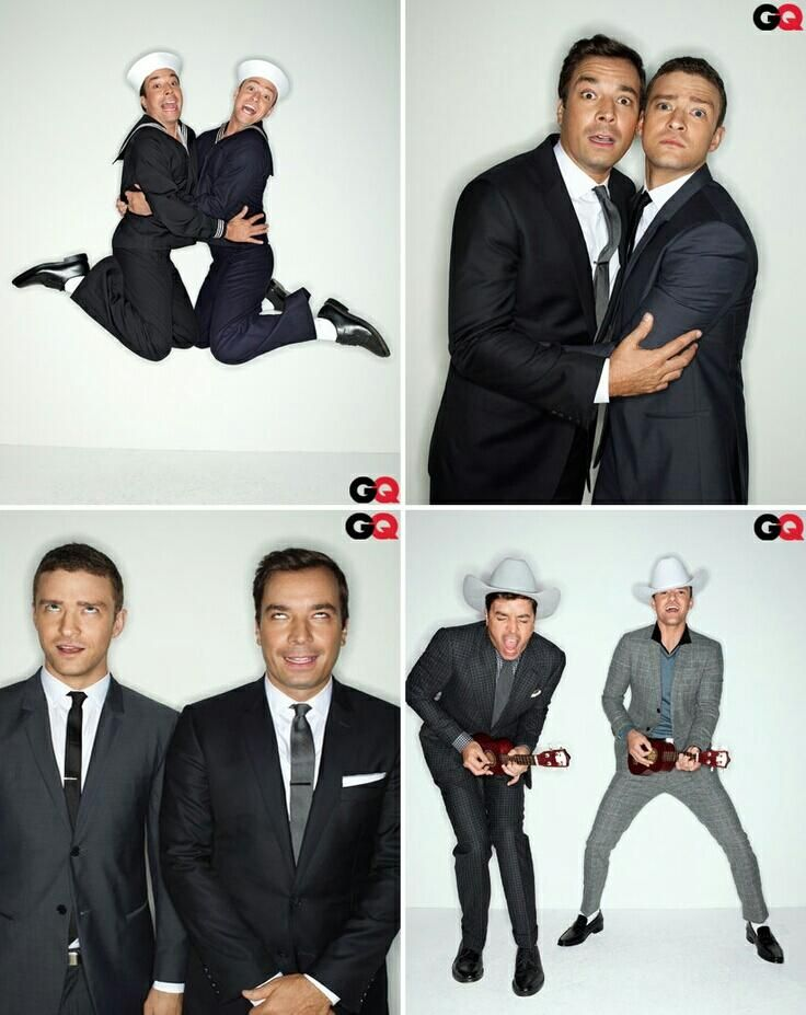 Jimmy and Justin