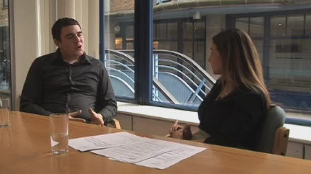 Adam set up his own business at 17. Now aged 21 he runs a number of successful companies. Here he gives advice to Natalie, who has completed a law degree and has decided to start her own business.