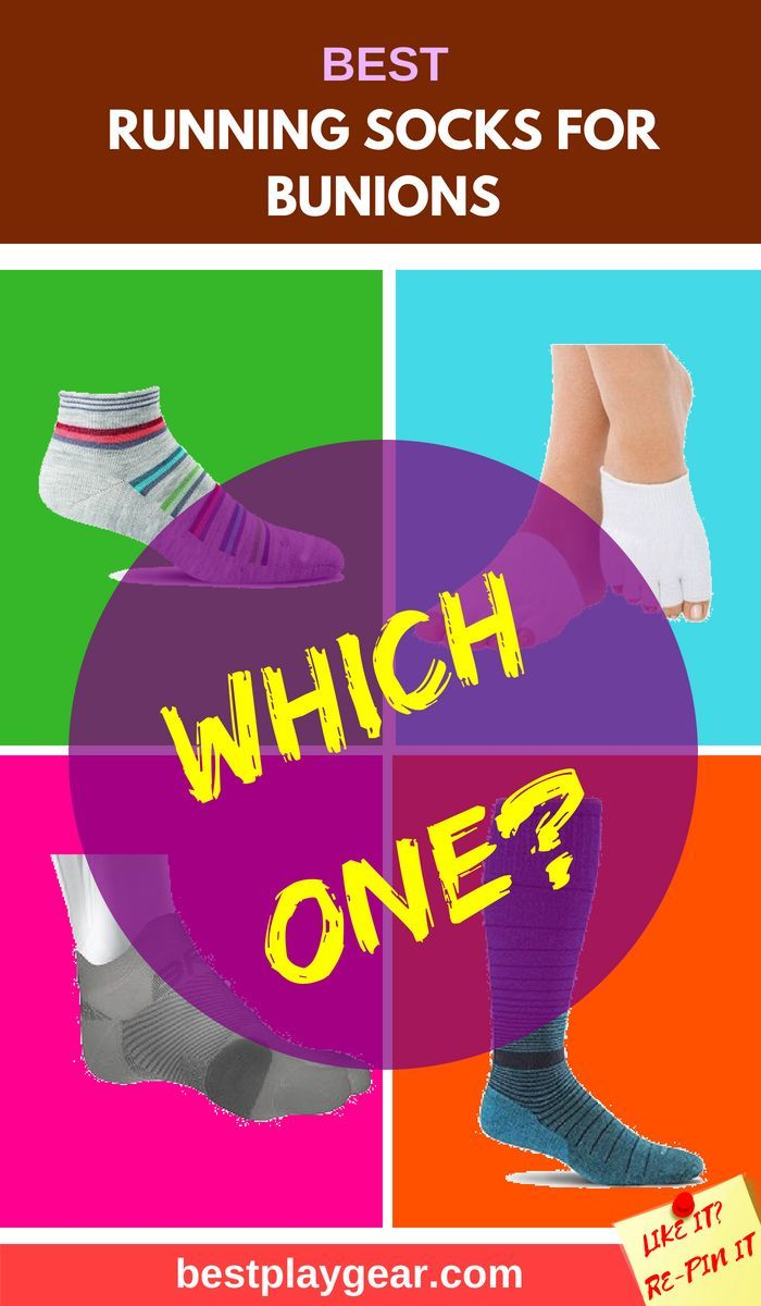 Best Running Socks For Bunions of 2019 | Health, Wellness