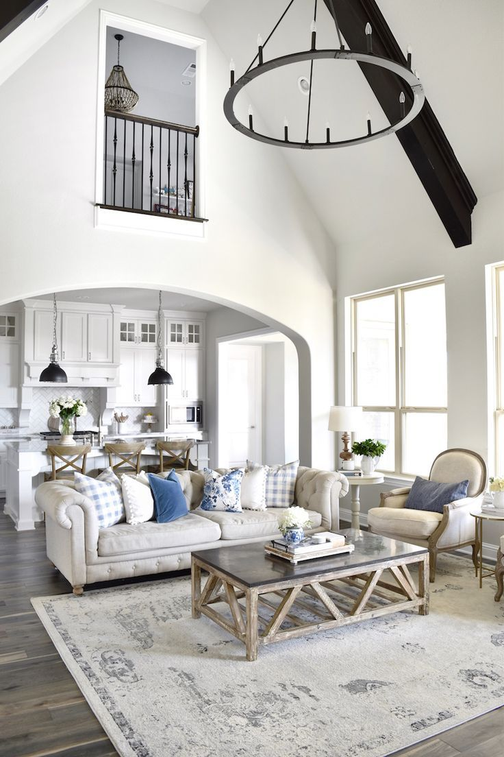 Tour this Refined and Fresh Family Home in Dallas | Dallas, House ...