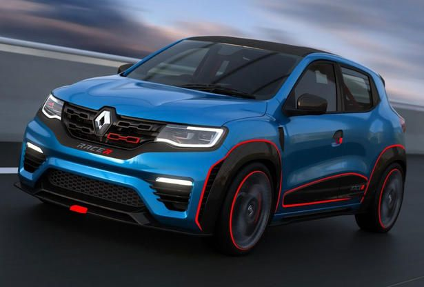 Renault Kwid Racer And Climber Concepts Revealed Concept Cars