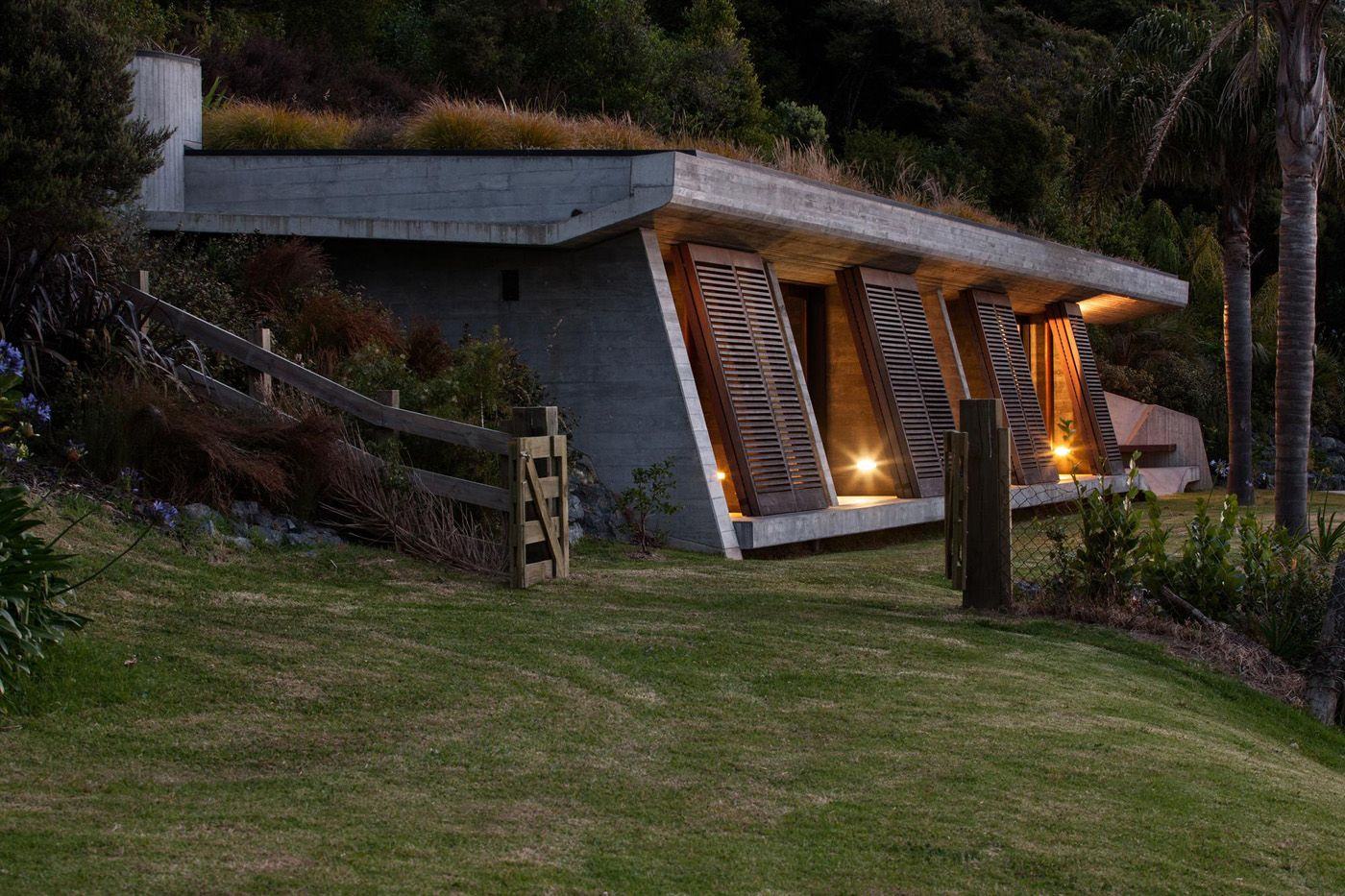 House design northland - The Guest Wing Of The Rawhiti House Northland By Studio Pacific Architecture Photograph