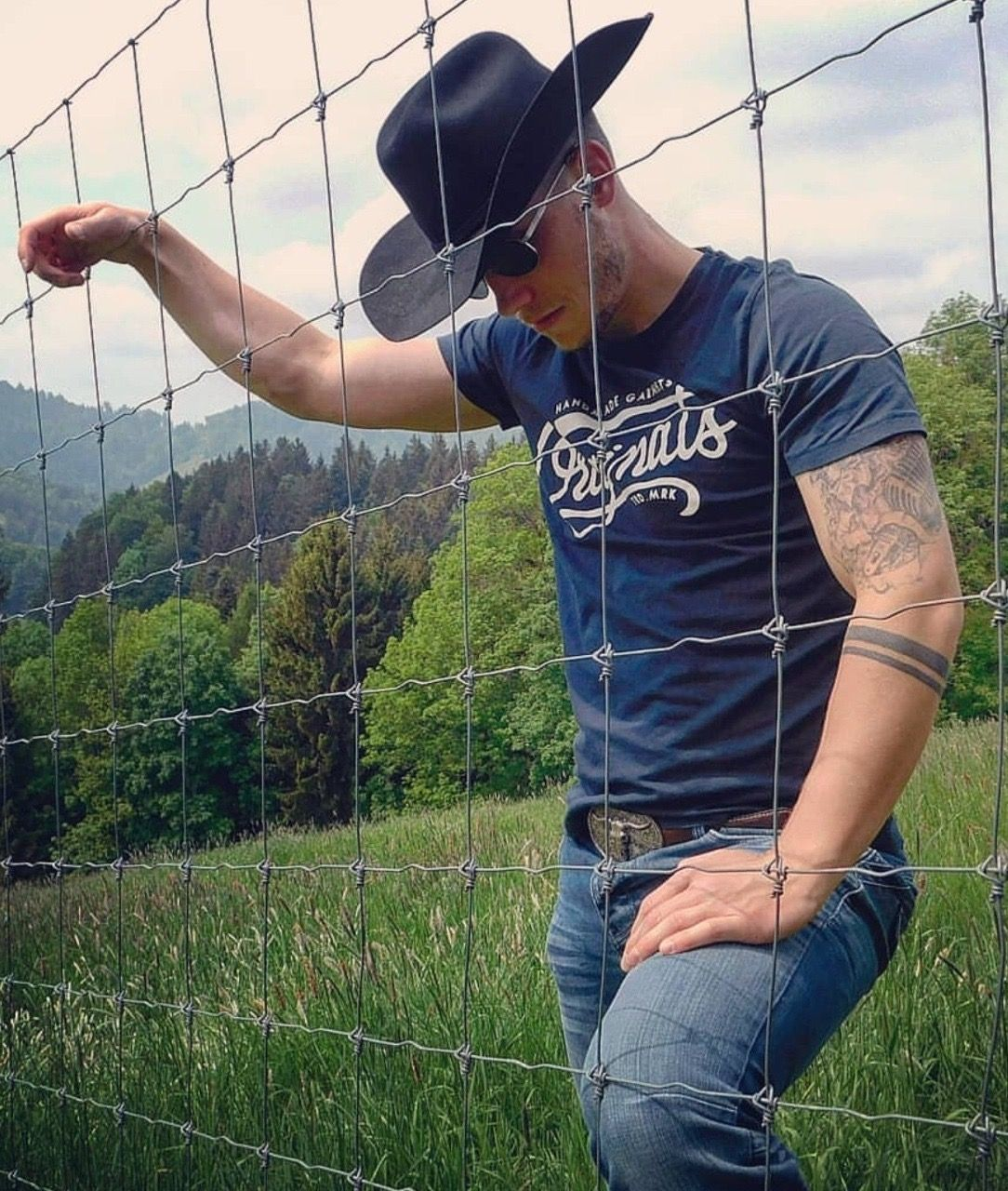 a1dc0b915 Pin by Milo on Cowboy hats | Cowboys men, Cowboy hats, Country men