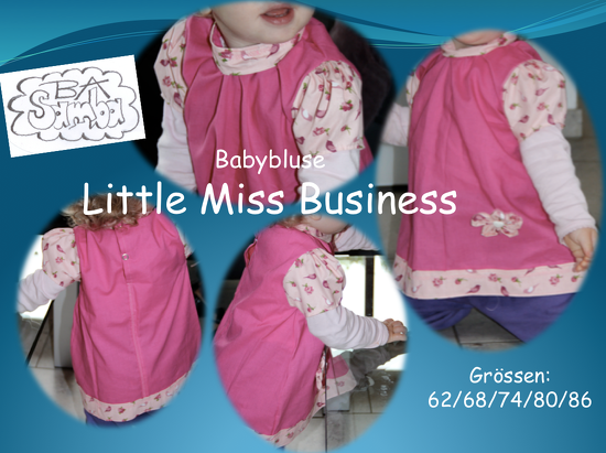 Ba-Samba Little Miss Business - ba-sambas Webseite! | Oberteile ...