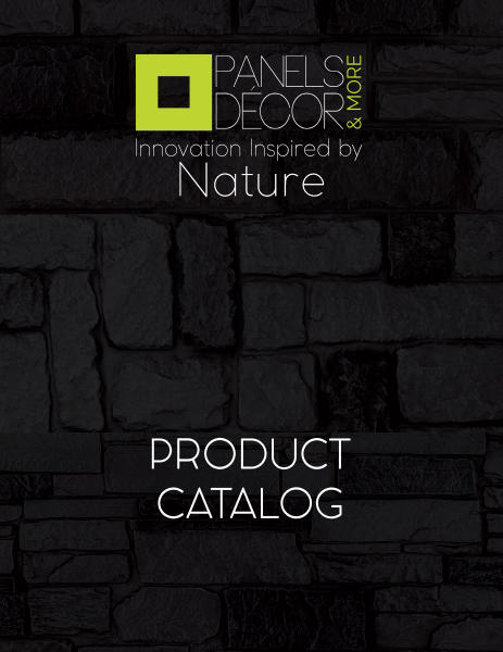 Our panels catalog is available online! https