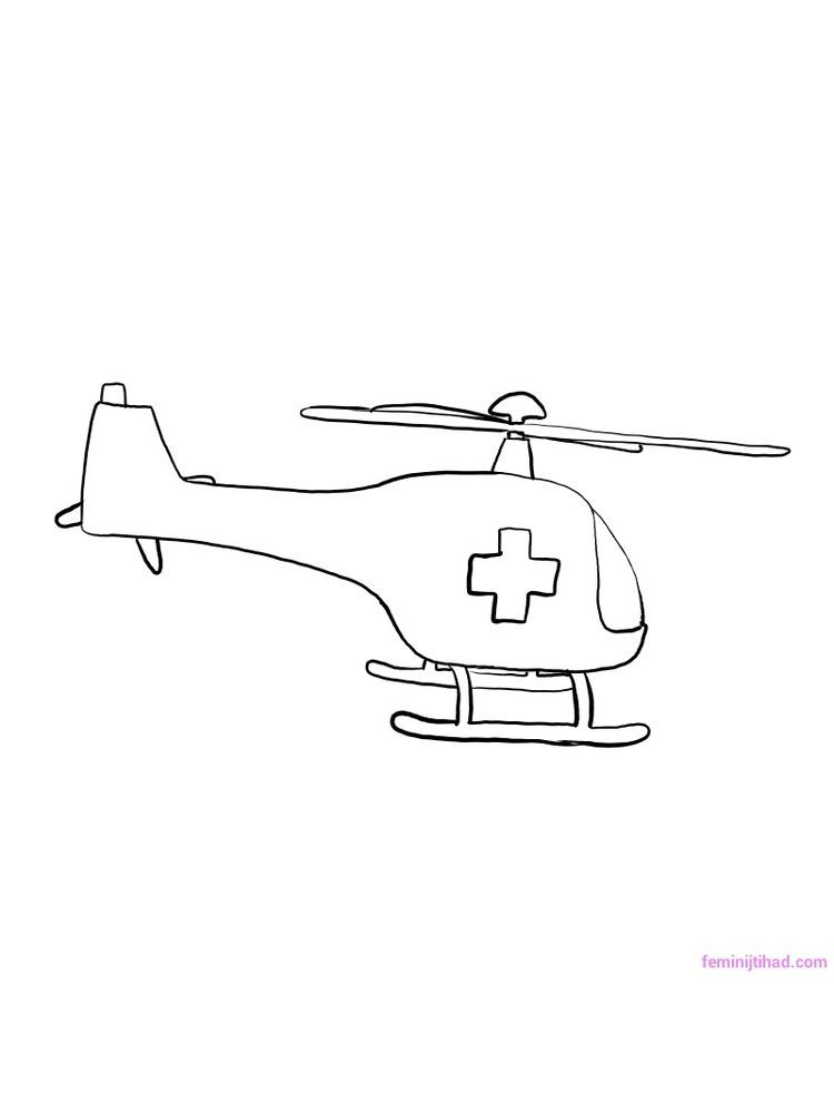 Police Helicopter Coloring Pages Helicopter Is An Air Transportation Tools That Uses Rot Kids Printable Coloring Pages Coloring Pages Printable Coloring Pages