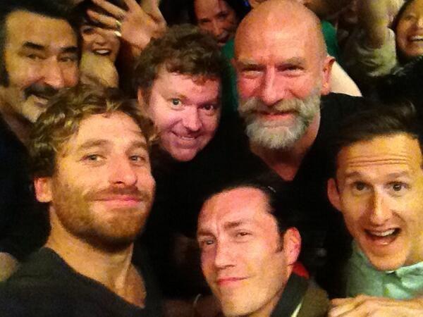 Graham Mctavish On Twitter The Hobbit Lotr Cast Lotr