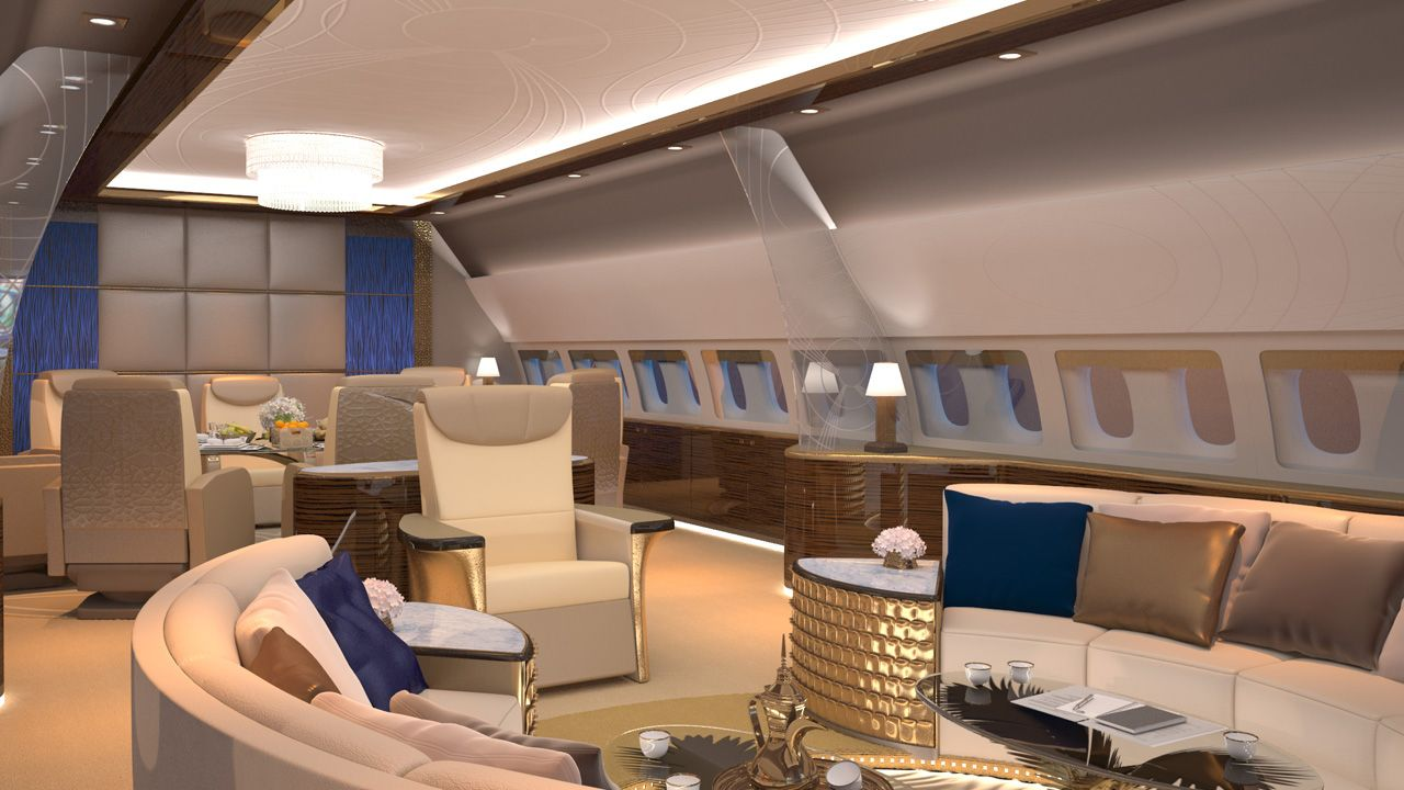 Luxury Air Jet For Royal Guests To Monte Carlo Monacoxo Mrmrs