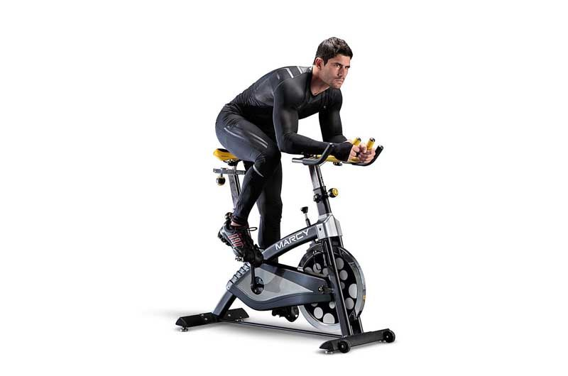 Marcy Club Revolution Indoor Cycle Biking Workout Best Exercise