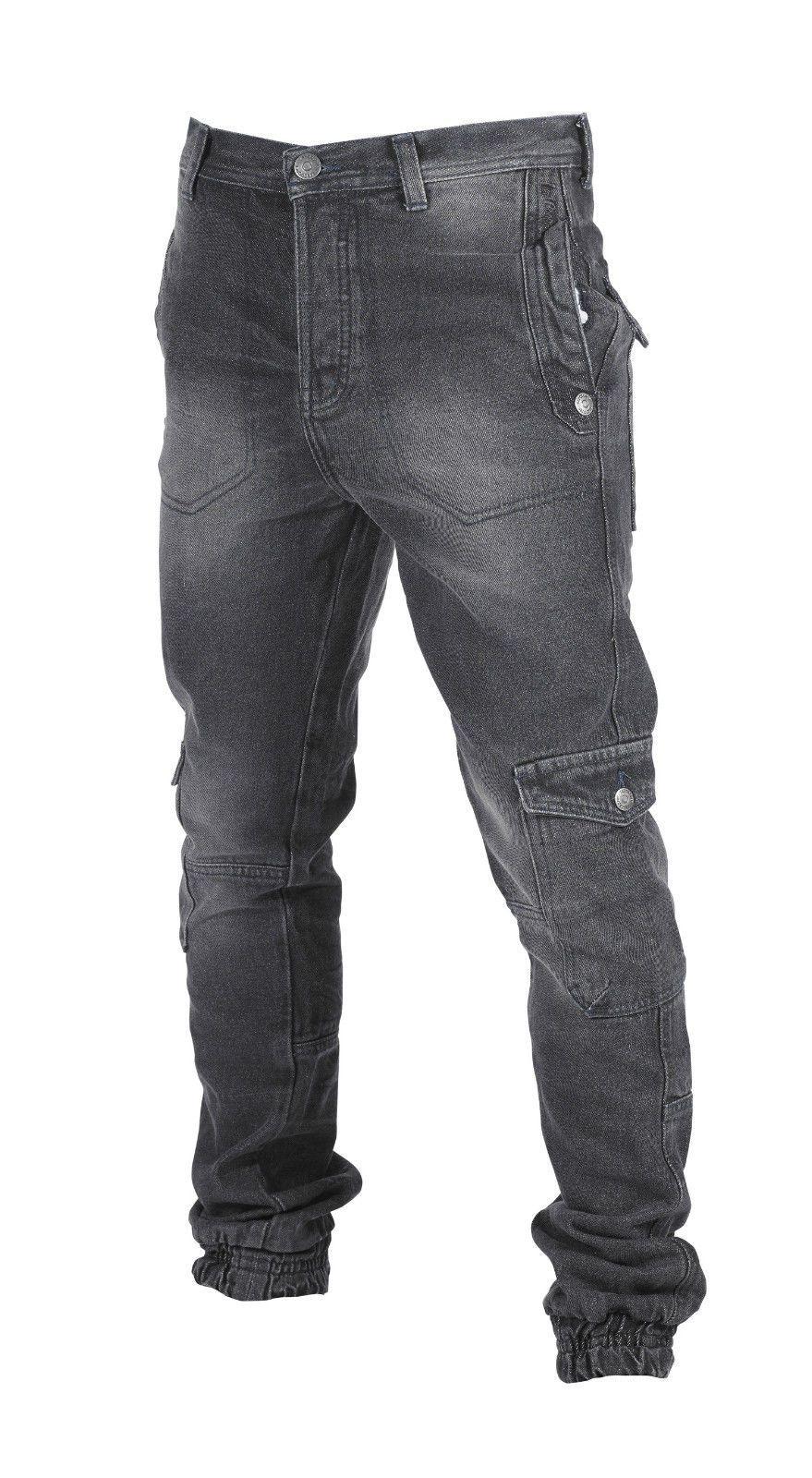 Lee Cooper Mens Designer Denim Fashion Jeans