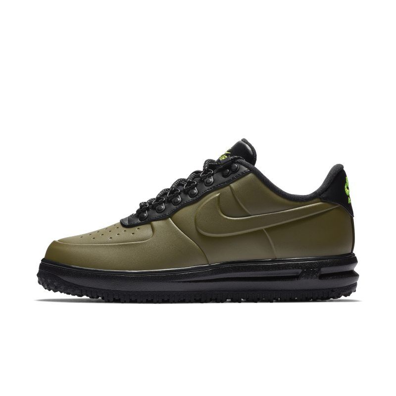 Nike Lunar Force 1 Duckboot Low Men's Shoe Green   Running