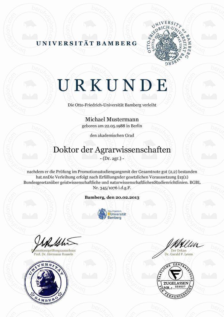 Deutsche Doktortitel Kaufen Doktorgrad Online Kaufen Doktortitel Kaufen Promotionsurkunde Kaufen Professorentitel Online K Bamberg Urkunde Diplom Ingenieur