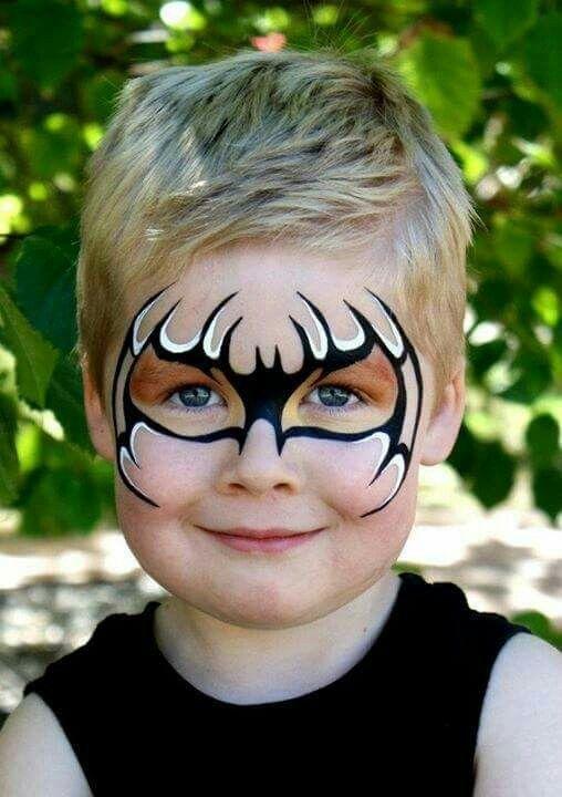 Maquillage Halloween Facile Batman : pin de arito vasco en yoo maquillage halloween ~ Pogadajmy.info Styles, Décorations et Voitures
