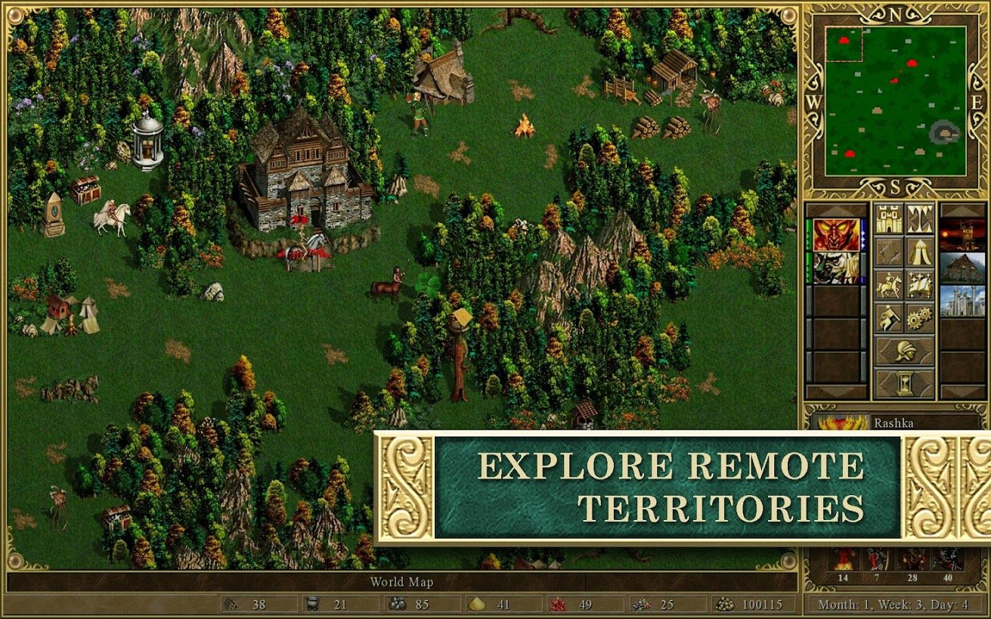 Heroes Of Might And Magic 3 Hd Mod Apk Free Download With Images