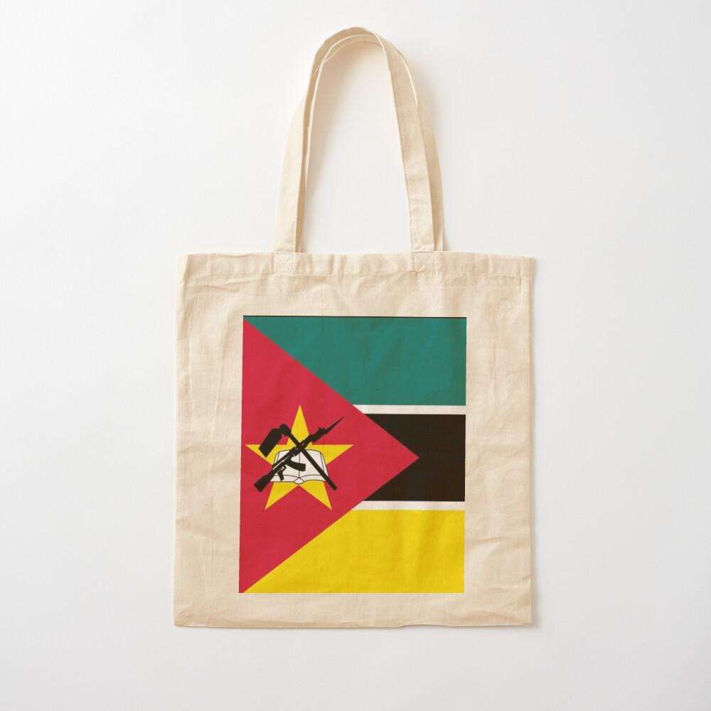 Mozambique Flag Mozambique Flag Gifts Mozambican Gifts Republica De Mocambique By Gracetee Redbubble Tote Bag Reusable Tote Bags Bags [ 1000 x 1000 Pixel ]