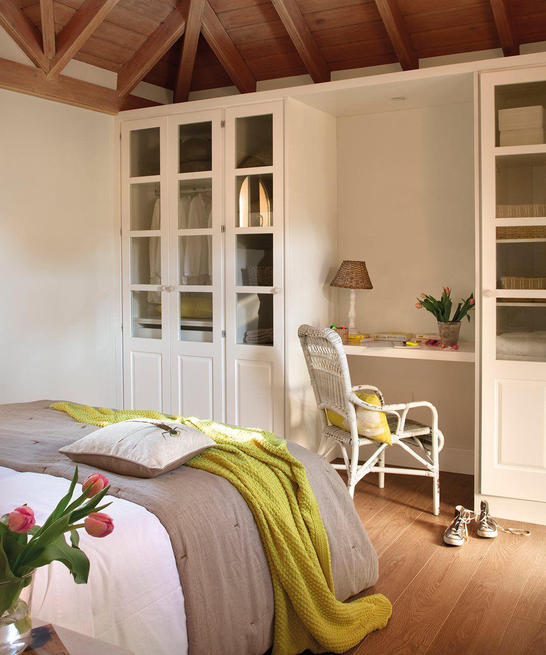 10 ideas para aprovechar rincones dif ciles for Deco dormitorios infantiles