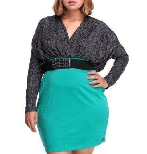 Plus size apple bottoms dresses