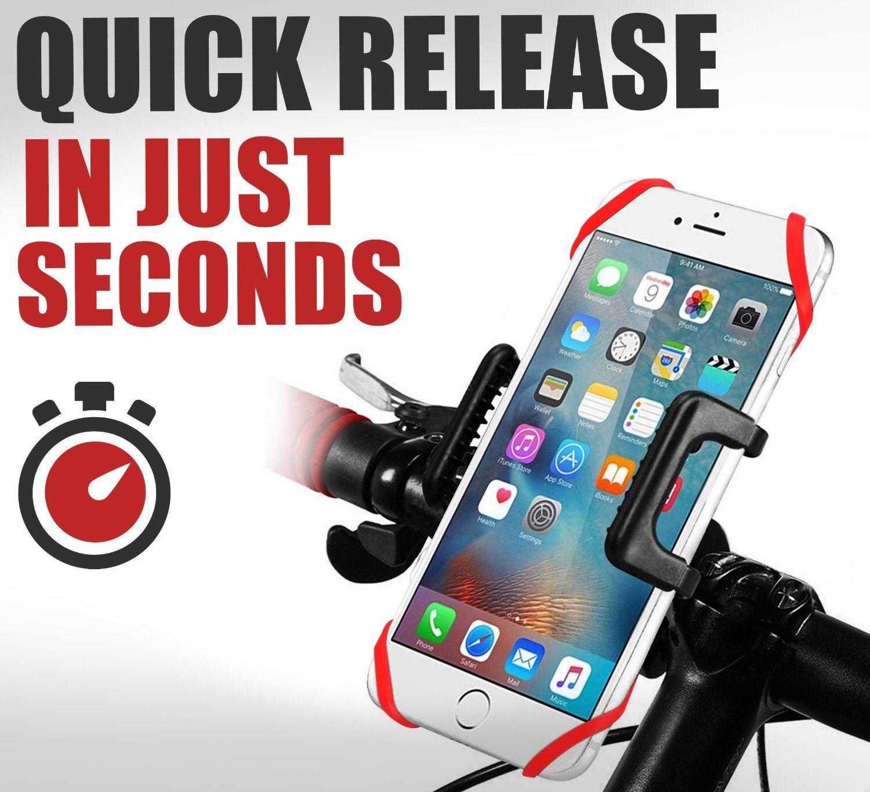 Bike Phone Holder By XShade Cellphone