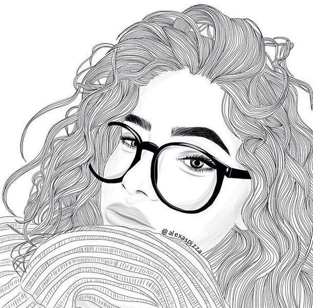 Drawing Grunge Ness Outline Outlines Tumblr Artline