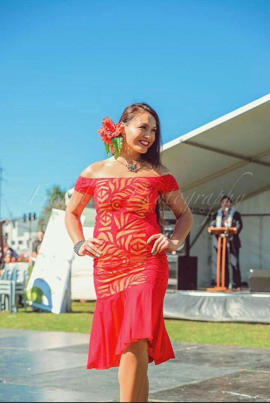 Cook Island Style Polynesian Style Pinterest